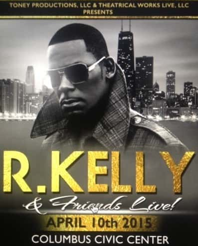 R. Kelly Comes to Columbus!
