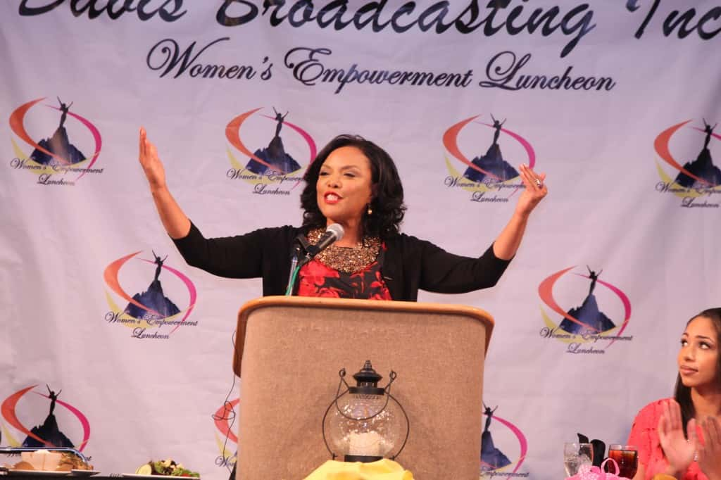 Lynn Whitfield EMPOWERS Women at 13th Annual Women's Empowerment Luncheon