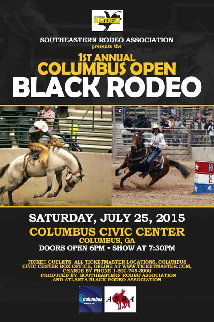 Black Rodeo - July 25th!