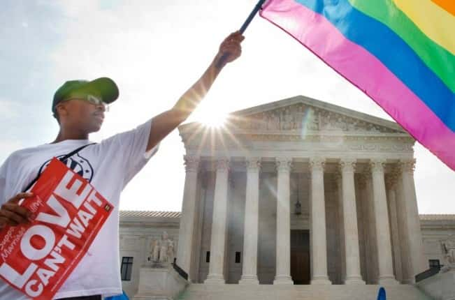 #SCOTUS Makes Historical Decision on Gay Marriage