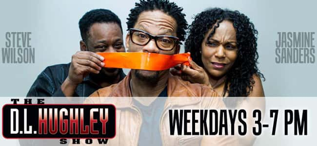 Fast, Funny, and Bringin' It Home! The DL Hughley Show