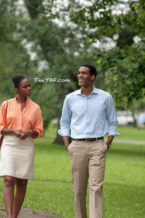 """Here's Our Young Barack & Michelle Obama For The Upcoming """"Southside With You"""" Movie"""
