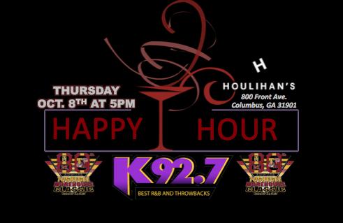 Kick Off Happy Hour - THURSDAY