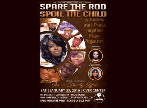 Spare the Rod Spoil the Child Starring Angie Stone