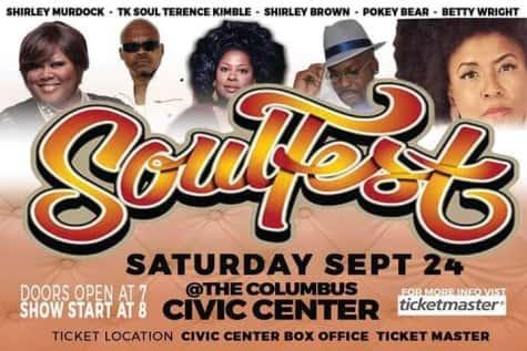 Soulfest-Sat September 24, 2016