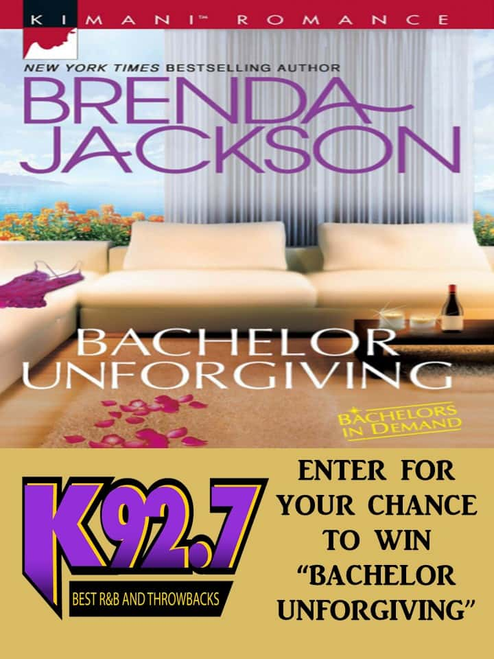 "Win Brenda Jackson's ""Bachelor Unforgiving"""
