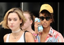072516-celebs-out-Sarah-Snyder-Jaden-Smith