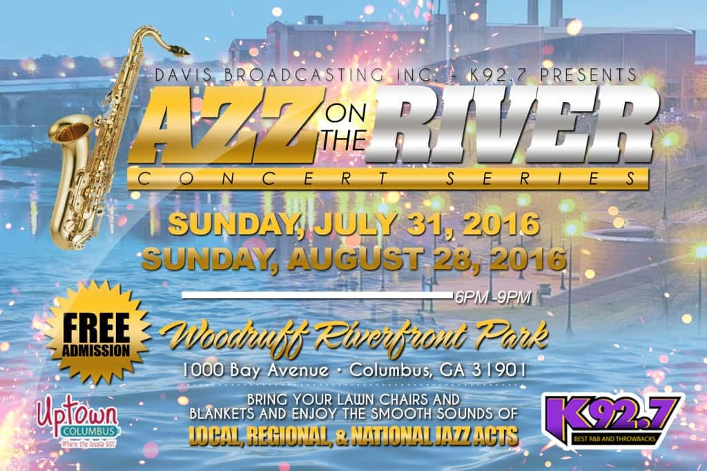 Jazz on the River - July