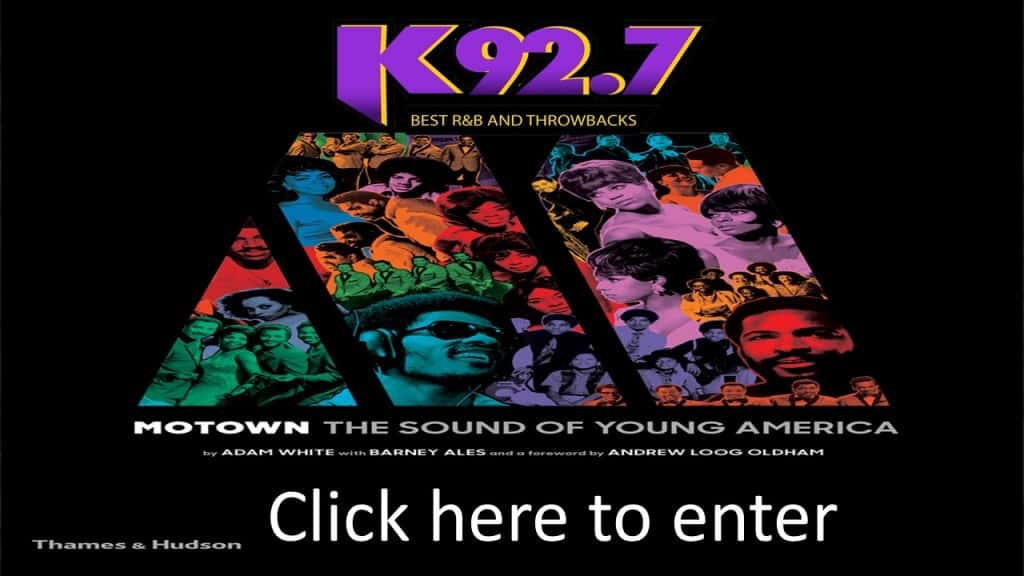 Win Motown Sound of Young America