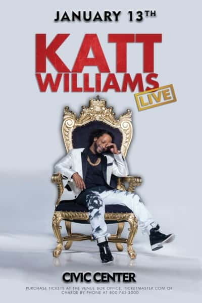 KATT WILLIAMS- JANUARY 13, 2017