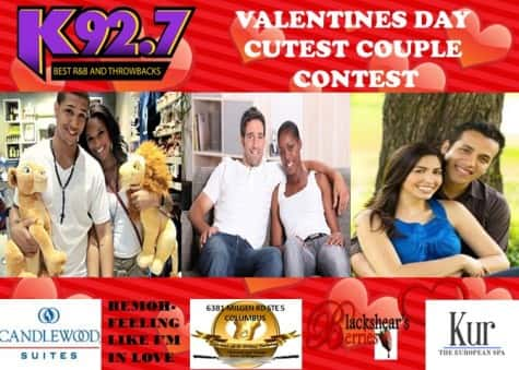 VALENTINES DAY CUTEST COUPLE CONTEST