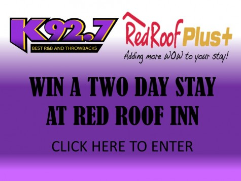 WIN A TWO NIGHT STAY AT RED ROOF INN