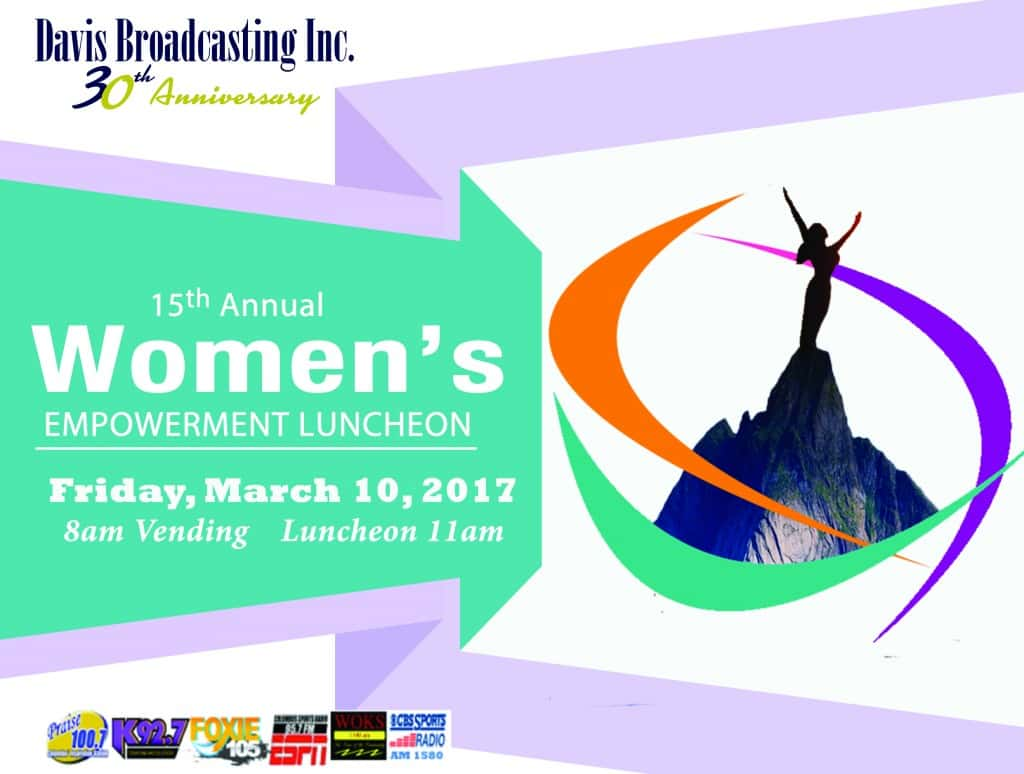 15th Annual Women's Empowerment Luncheon
