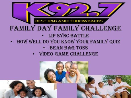FAMILY DAY FAMILY CHALLENGE