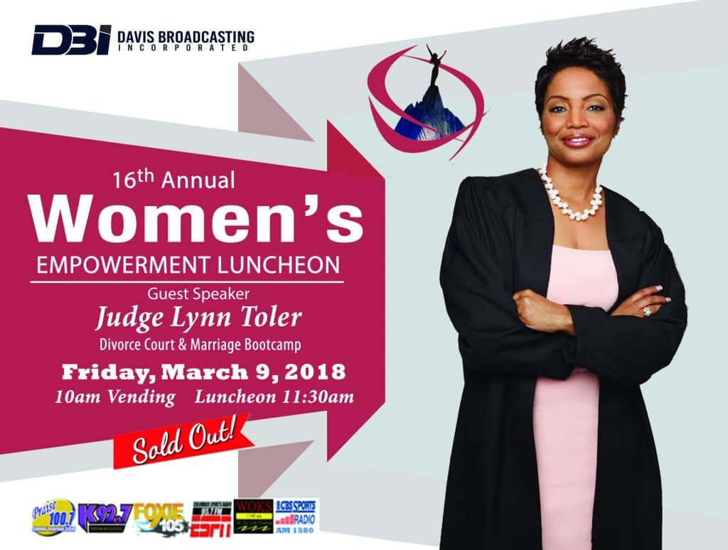 Pictures from 2018 Womens Empowerment Luncheon