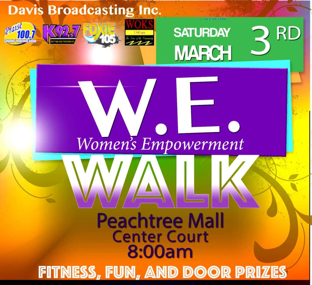 Womens Empowerment Walk- March 3, 2018