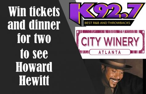 WIN TICKETS TO SEE HOWARD HEWITT