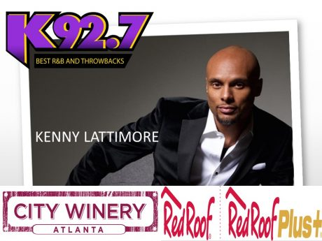 K92.7 Concert Connection-Kenny Lattimore
