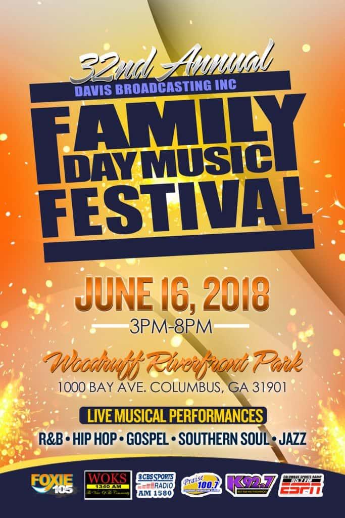FAMILY DAY MUSIC FESTIVAL 2018