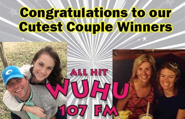 Cutest Couple Winners - 2016