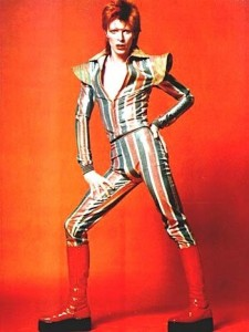 Won't the real Ziggy Stardust please stand up?