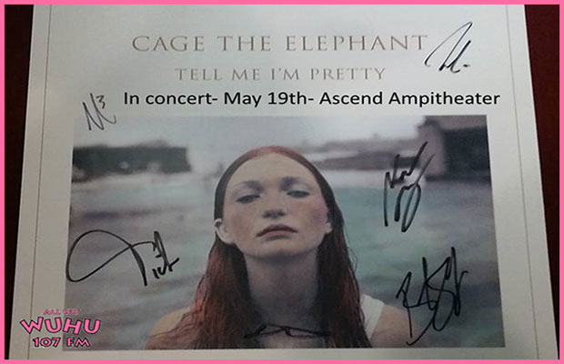 Cage The Elephant 620x400