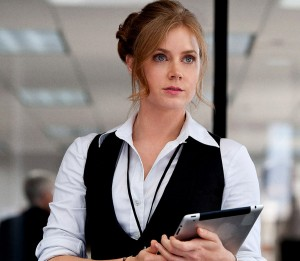 Amy Adams's considerable talent is wasted on the most one-dimensional portrayal of Lois Lane since the 40's cartoons