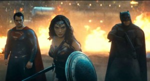 """In a film of entirely half-baked ideas, nothing is more undercooked than Wonder Woman and her eventual appearance in the """"Trinity"""""""