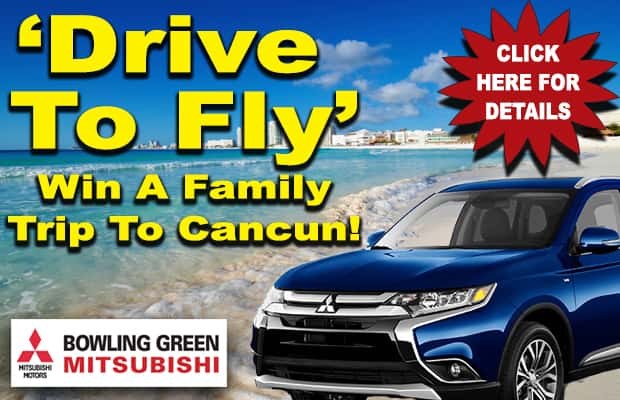 Drive To Fly - Mitsubishi Test Drive Promotion