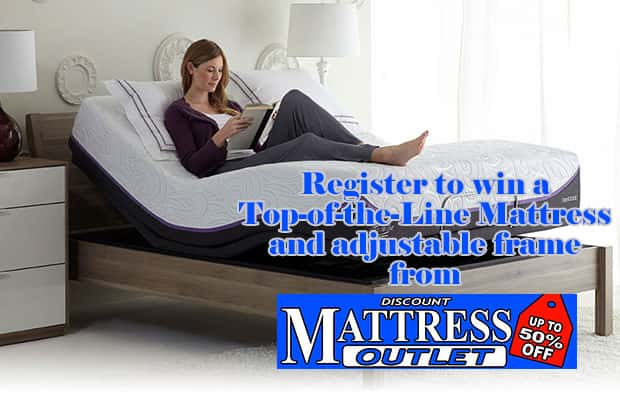 Discount Mattress Outlet Sweepstakes
