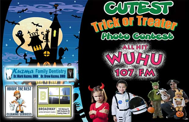 Cutest Trick-Or-Treater Photo Contest