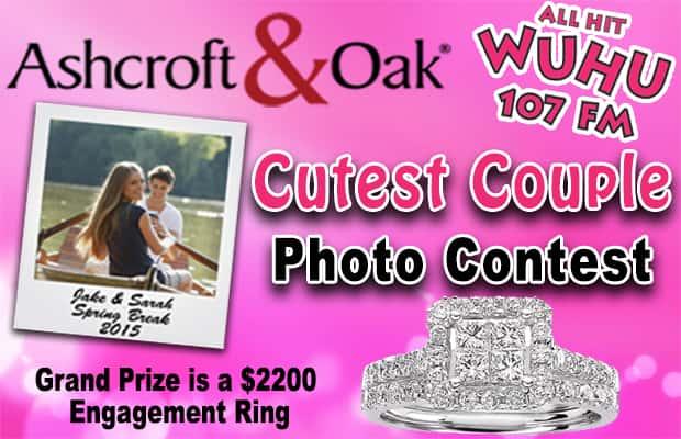 WUHU 107 Cutest Couple Photo Contest