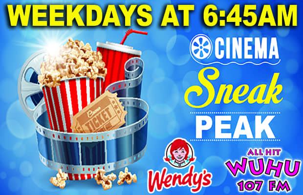 Cinema Sneak Peak