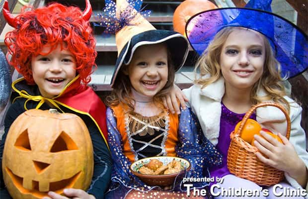 Cutest Trick or Treater Photo Contest