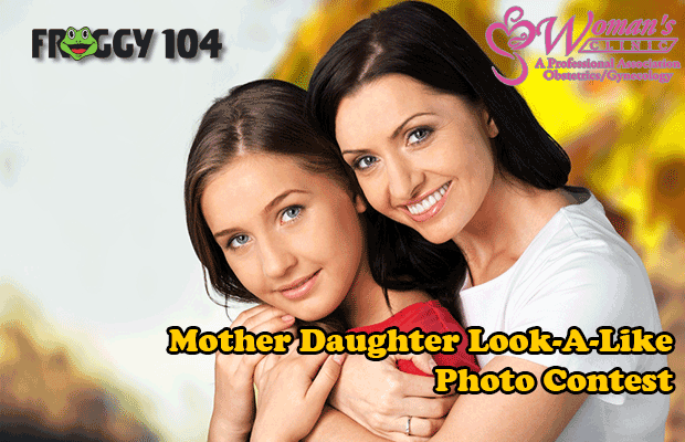 Mother Daughter Look-A-Like Contest