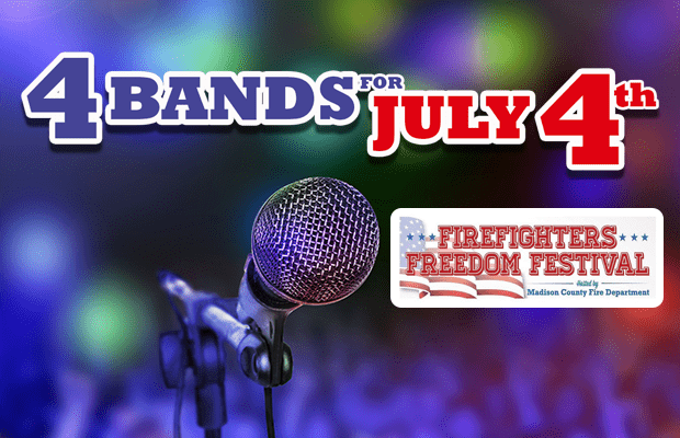 Your band could play July 4