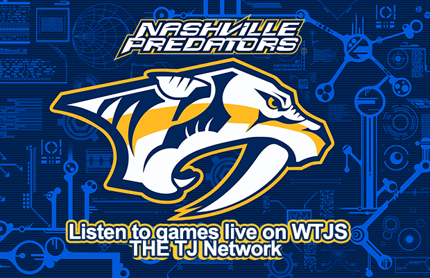 Nashville Predators on the TJ Network