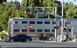 Caltrain Snip
