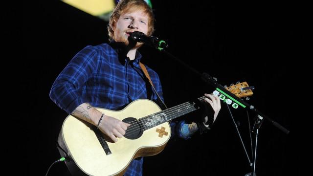 Ed Sheeran Broke Arm in Bike Accident, May Postpone Shows