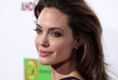 Angelina Jolie Pitt Shows off Some New Ink