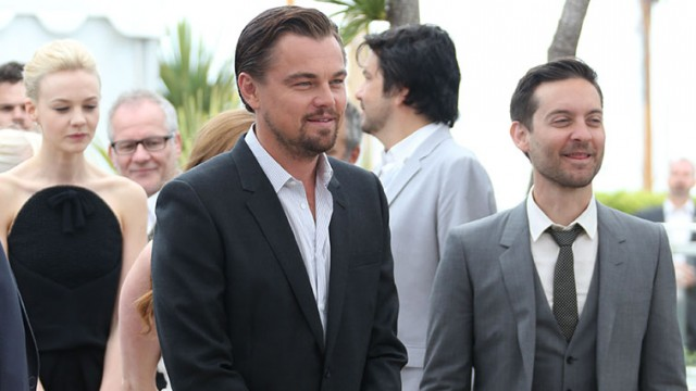 Leonardo DiCaprio Spotted Out & About with Mystery Blonde