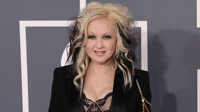 Cyndi Lauper Talks Aging + the Elections