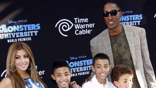 Scottie Pippen Divorces Wife After 19 Years of Marriage