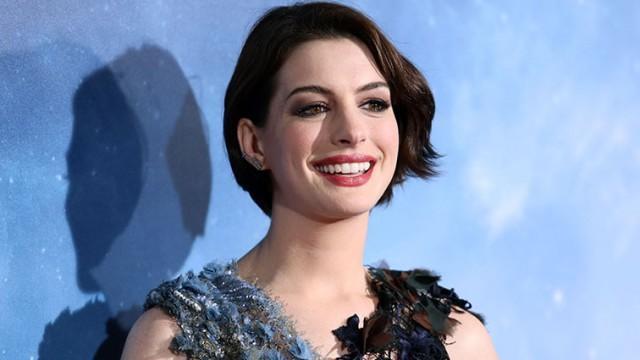 Anne Hathaway was Far From Happy After Winning an Oscar