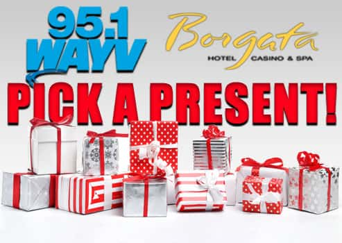 Have You Picked Your Present Yet?