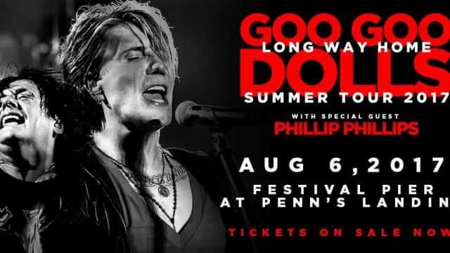 Goo Goo Dolls At Festival Pier 8/6