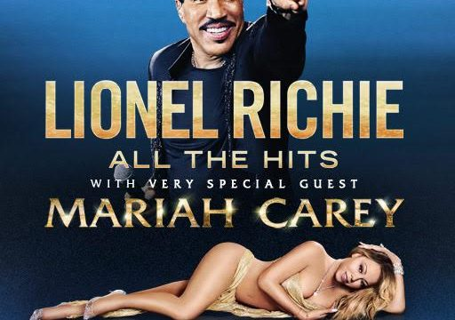 Lionel Richie & Mariah Carey At Wells Fargo Center 8/16