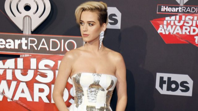 Katy Perry Gets Candid About Plastic Surgery