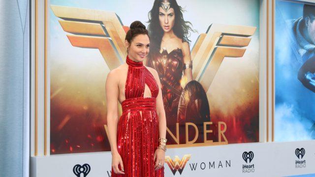 Gal Gadot Wishes Wonder Woman a Happy B-Day