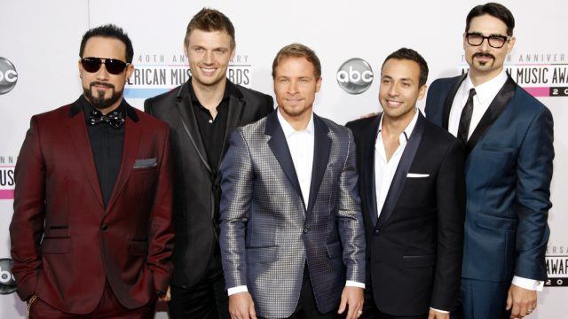 The Backstreet Boys Used a Real Fart in One of Their Hit Songs